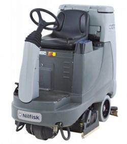 Nilfisk BR 855 EcoFlex - Поломоечная машина с сиденьем оператора - фото 14218