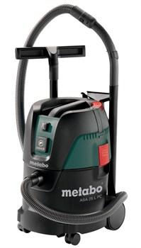 Metabo ASA 25 L PC (602014000) - универсальный строительный пылесос - фото 15953