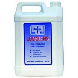 LOOCLENS - Кислотный туалетный очиститель и растворитель известковых отложений - фото 16231