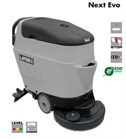 Lavor PRO NEXT EVO 55BT - аккумуляторная поломоечная машина с приводом хода - фото 16876