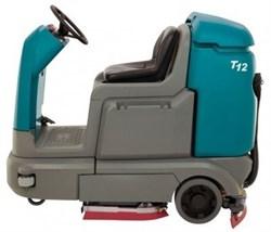 Tennant T12 80D - Аккумуляторная поломоечная машина - фото 5752