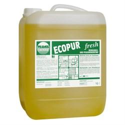 ECOPUR FRESH - средство для чистки поверхностей и ухода за ними - фото 6372
