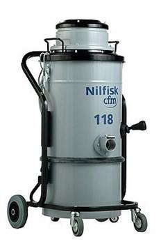 Промышленный пылесос Nilfisk 118 - фото 8285