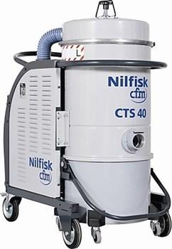 Промышленный пылесос Nilfisk CTS40 - фото 8312