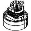 GHIBLI Турбина для пылесосов AS2/5, DOMOVAC