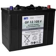 Комплект аккумуляторов (2шт. 12В 105Ач)