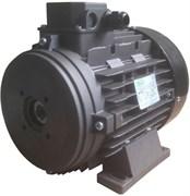 Ravel H132 S HP 10 4P MA AC KW 7.5 4P - электродвигатель для помпы высокого давления