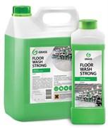 Floor Wash Strong (щелочное) - Моющее средство для поломоечных машин