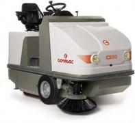 Подметальная машина с сиденьем для оператора COMAC CS 110 Bifuel