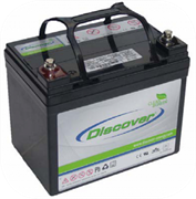 DISCOVER EVU1A-A EV TRACTION DRY CELL 2833