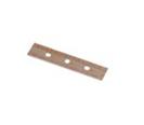 Сменные лезвия для скребков Euromop с рукоятой и под держатель, 10 шт.