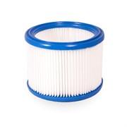 Фильтр складчатый FP 120 PET для пылесосов BOSCH, MAKITA, METABO, MILWAUKEE, NILFISK