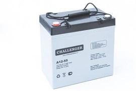CHALLENGER A12-55 - Аккумуляторная батарея