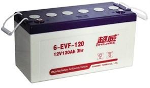 Chilwee 6-EVF-120 - Тяговый аккумулятор, GEL