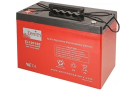Zenith ZL120185 Тяговая АКБ (12 В, 105 Ач/20ч)