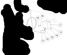 Ghibli Встроенное зарядное устройство 24v 5А