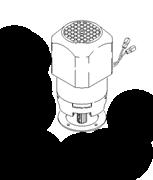 Привод щетки Karcher 6.613-292