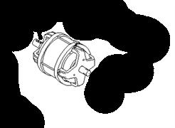 Привод щетки Karcher 6.612-750.0