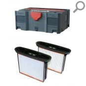 Ящик для инструмента («Систейнер») Starbox II + комплект фильтров FKP 4300