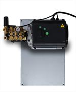 Portotecnica MLC-C D 1915 P c помпой Evolution E2B2014 - cтационарная настенная мойка высокого давления