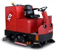 Factory cat XR 34C - Поломоечно-подметальная машина с цилиндрической щеткой