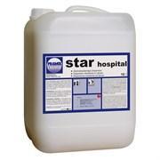 STAR HOSPITAL - создает пленку на гладких поверхностях пола