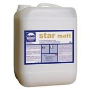 STAR MATT - создает пленку на гладких поверхностях пола