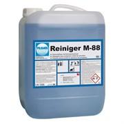 M-88 - сильный очиститель. Моющее средство для поломоечных машин и ручной уборки.