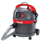 Starmix HS AR-1420 EWS - Строительный пылесос с розеткой(Модель снята с производства)