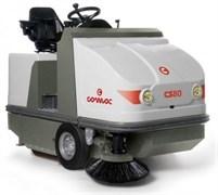 COMAC CS 80 Bifuel - Подметальная Машина с сиденьем для оператора