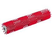 Валик BR 100/250 средней жестк., красный, со звездчатым поводком