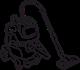 Водопылесосы (пылевоводососы) для сбора сухой и жидкой грязи