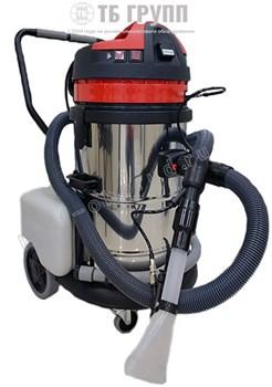 Soteco Tornado GS2/62 EX GAR - двухтурбинный моющий пылесос для автомоек