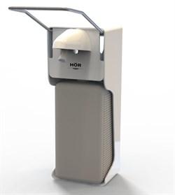 HOR-D 004A - локтевой дозатор для антисептика/мыла - фото 19161