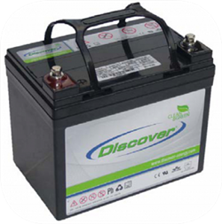 DISCOVER EVU1A-A EV TRACTION DRY CELL - фото 4456