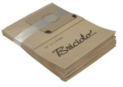 Ghibli - бумажный фильтр-мешок (арт. 6585005), 10 шт. для пылесосов Briciolo
