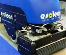 Rotowash Esclean escalator - Машина для чистки эскалаторов