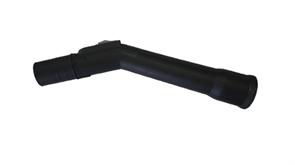 Трубка коннектор угловая для пылесосов Soteco Panda, Tornado, 36 мм