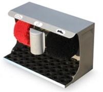 Машинка для чистки обуви XLD-G4a (silver)
