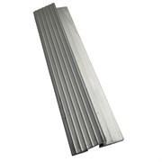 Алюминиевый порожек для грязезащитных покрытий