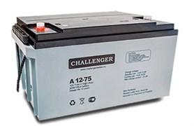 CHALLENGER A12-75 - Аккумуляторная батарея