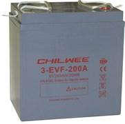 Chilwee 3-EVF-180A - Тяговый аккумулятор, GEL