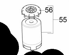 Привод щетки Karcher 4.035-466.0
