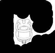 Привод щетки Karcher 4.623-749