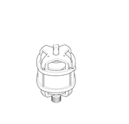 Привод щетки Karcher 4.623-785