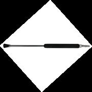 R+M Копье литое, 60cm (прямое) с ниппелем KW и форсункой 25045