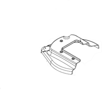 219450 (Комплект Левый/Правый) Comac Кожух щетки Innova 85\MMG 85