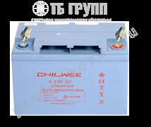 Chilwee 6-EVF-60 - гелевый тяговый аккумулятор