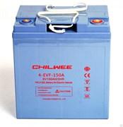 Chilwee 4-EVF-150A - Тяговый аккумулятор, GEL
