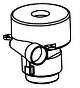 Турбина (вакуумный мотор) для Lavor Pro Dynamic 45 E
